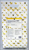 АМПРОЛИУМ 30% (Pulvis Amprolium 30 % solubilis)