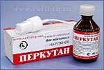 ПЕРКУТАН (Perkutanum)