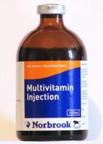 МУЛЬТИВИТАМИН ИНЪЕКЦИОННЫЙ (Multivitamin injection)
