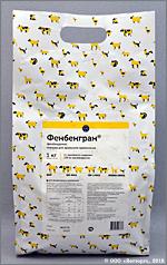 ФЕНБЕНГРАН ГРАНУЛЯТ (Fenbengran granules 22,2%)