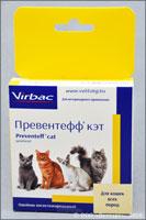ПРЕВЕНТЕФФ КЭТ (Preventeff cat)