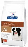 Хиллс Лечебный корм для собак с заболеваниями суставов (Hill`s Prescription Diet Canine J/D Mobility)