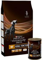 Про План Ветеринарная диета для собак при почечной недостаточности и МКБ (Purina Veterinary Diets NF ReNal Function)