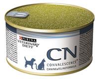 Про План Ветеринарная диета для кошек и собак при выздоровлении и после операции (Purina Veterinary Diets CN CoNvalescence Canine and Feline Formula)