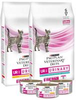 Про План Ветеринарная диета для кошек при мочекаменной болезни (Purina Veterinary Diets UR Urinary Feline)